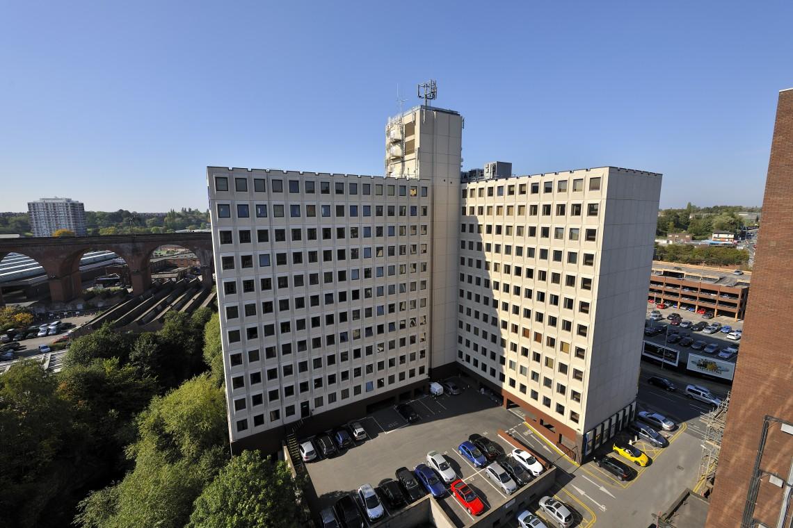 Orbit Developments F1rst for Stockport businesses
