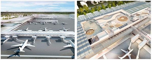 Manchester Airport £1bn regeneration
