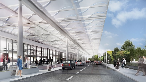 Breaking News – Manchester Airport £1bn Transformation Programme takes off