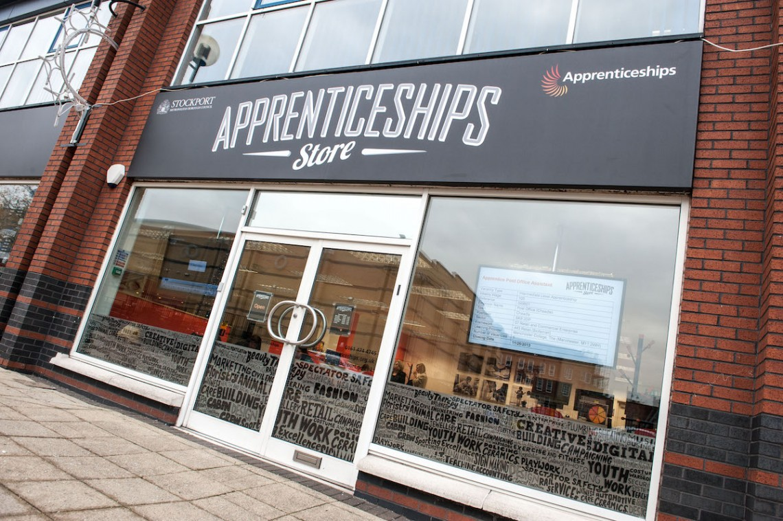 Stockport Council explains the Apprenticeship Levy