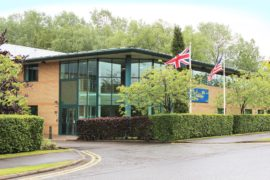 Starkey-UK serving customers throughout Europe