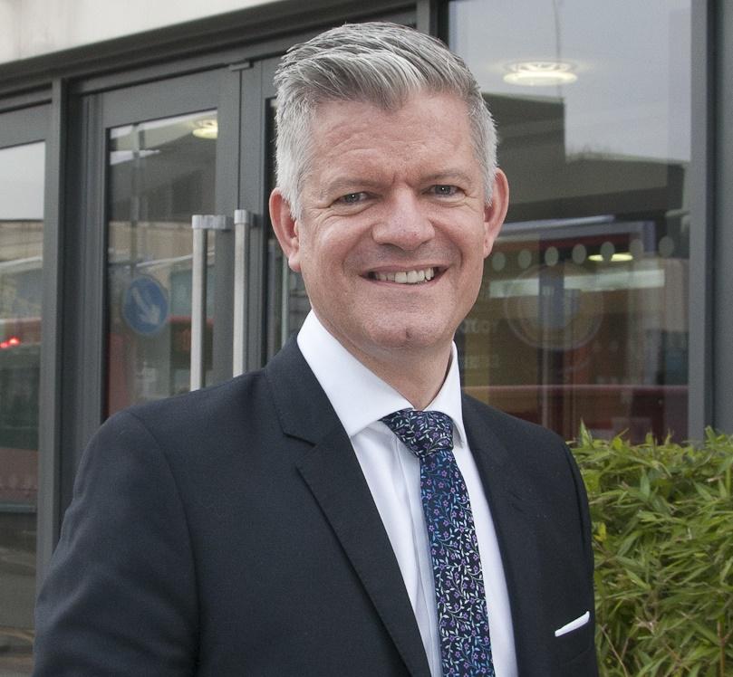 Tony Jones, managing director, Orbit Developments