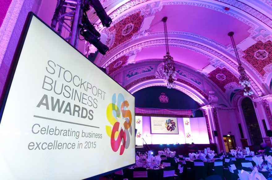It S Time For The Stockport Business Awards Marketing