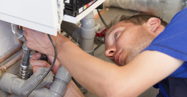 Gas Plumbing courses at Stockport College