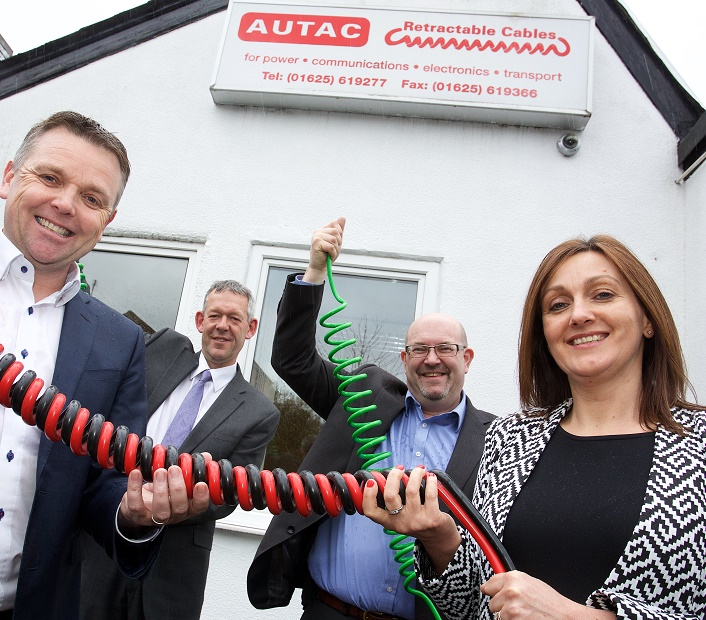 Tectanet Systems advises management buy-in of Autac Products