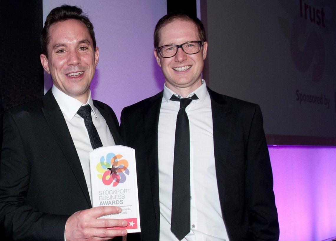 Stockport Business Awards 2015 winners Trust on 2016 shortlist