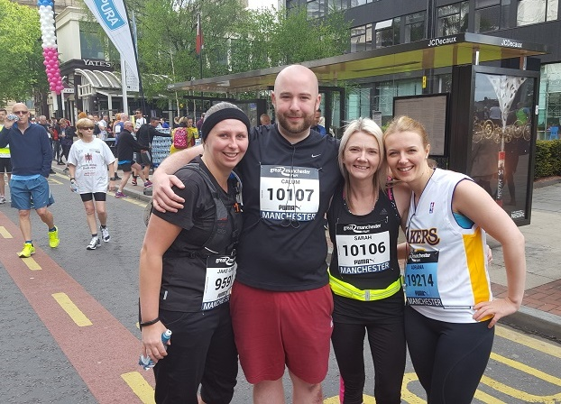 Stockport Accountants To Run 10K For The Wellspring