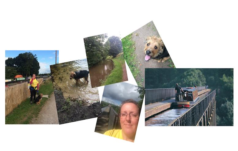 60 Mile Nantwich to Llangollen Canal Trek