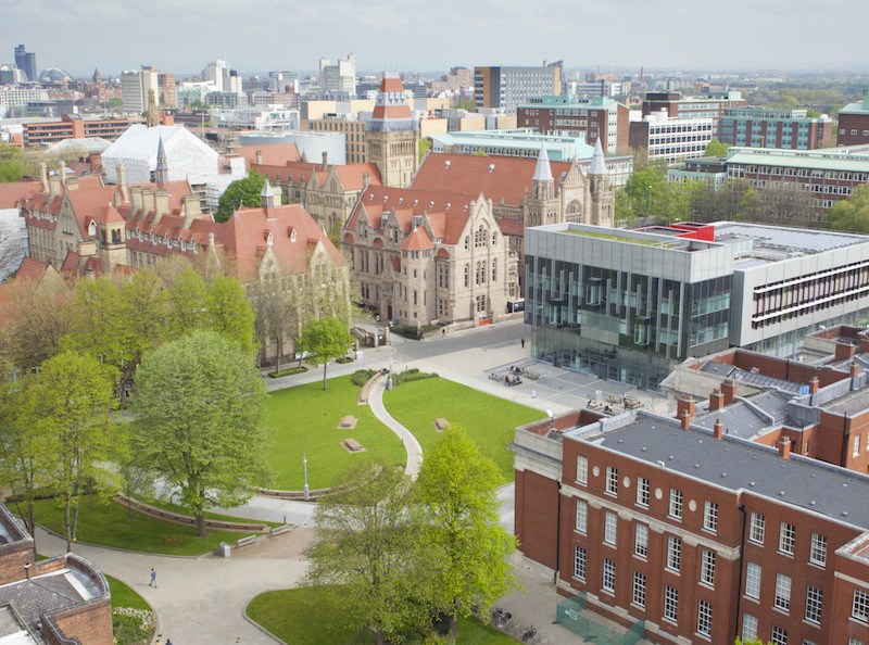 Trust wins brief from University of Manchester