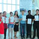 Pure complete Internships at Manchester Airport