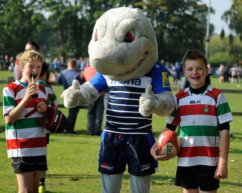 Stockport Rugby Festival pulls in C&C Healthcare as top sponsor