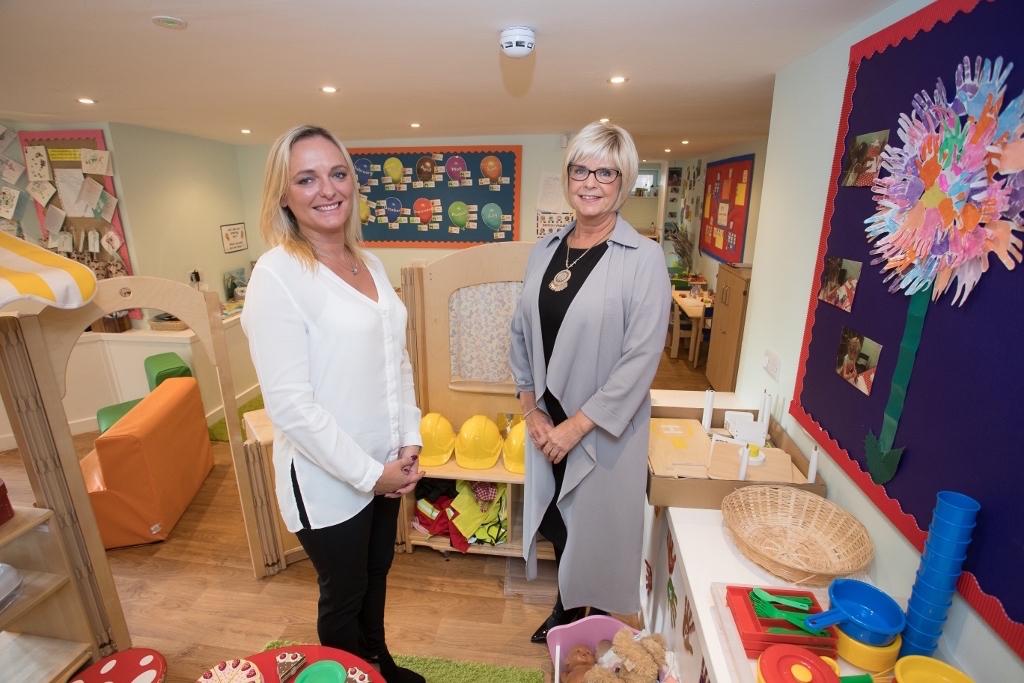 0-2-5 Nursery in Heaton Moor gets Royal Bank of Scotland support