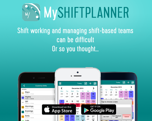 My Shift Planner