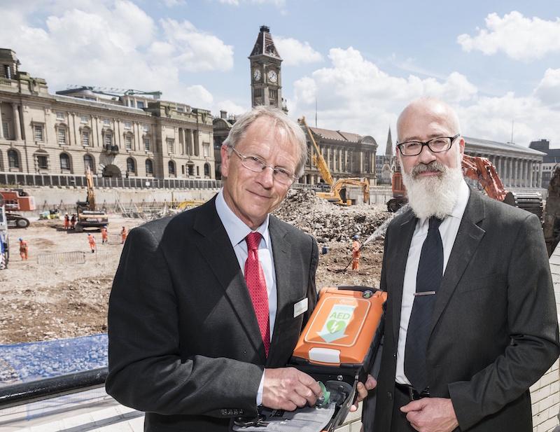 Carillion sign deal for defibrillators across UK sites