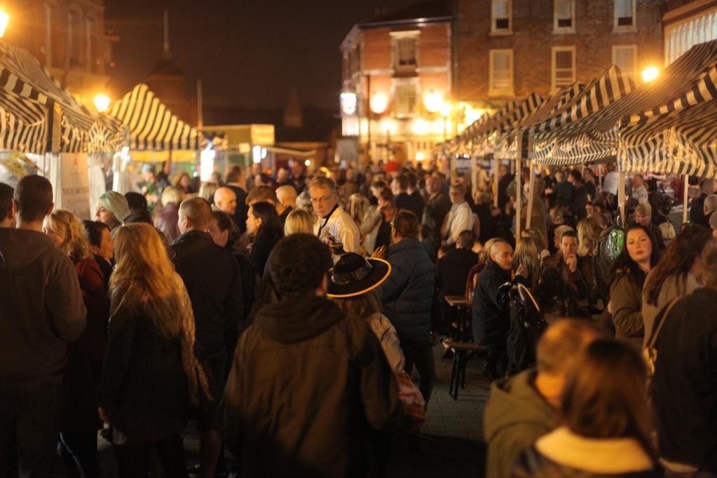 Stockport's Foodie Friday - Halloween Foodie frenzy