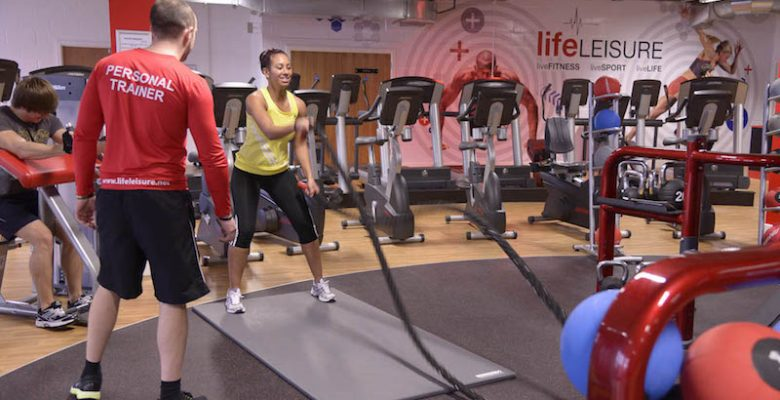 Free access to Gym facilities at Stockport Sports Village