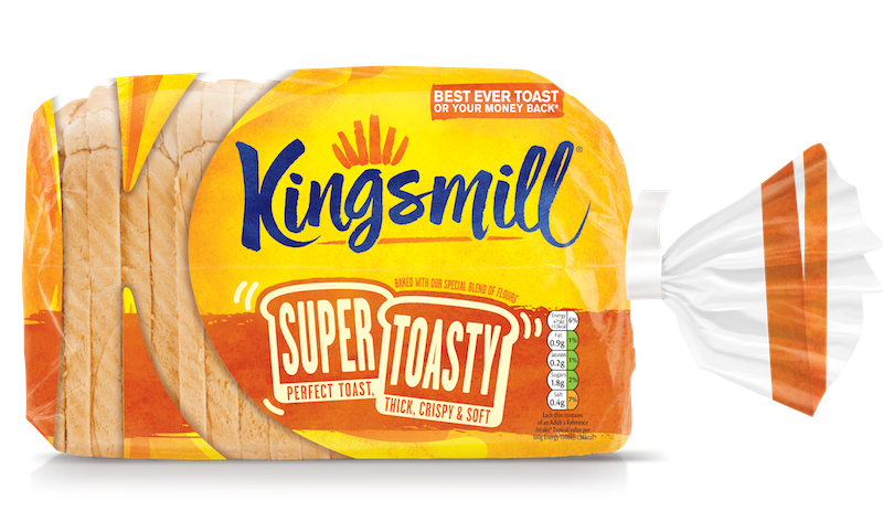 Allied Bakeries launch Kingsmill Super Toasty – 'the best ever toast'