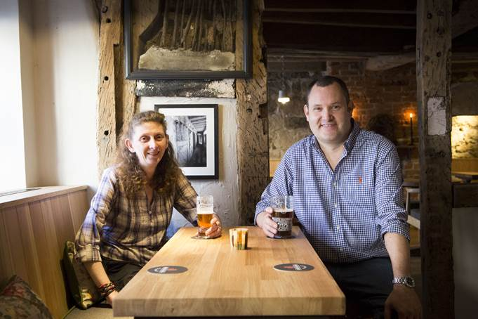 Robinsons brewery continue investing in pub estate