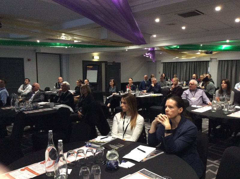 Bennett Verby present at Apprenticeship Conference