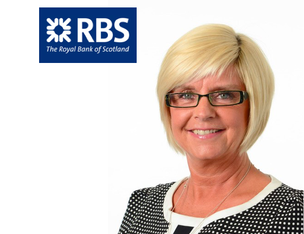 Michele Fynan, Business Relationship Manager at RBS who have funded new nursery for Little Footprints