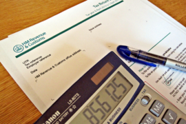 Year end tax planning and financial updates