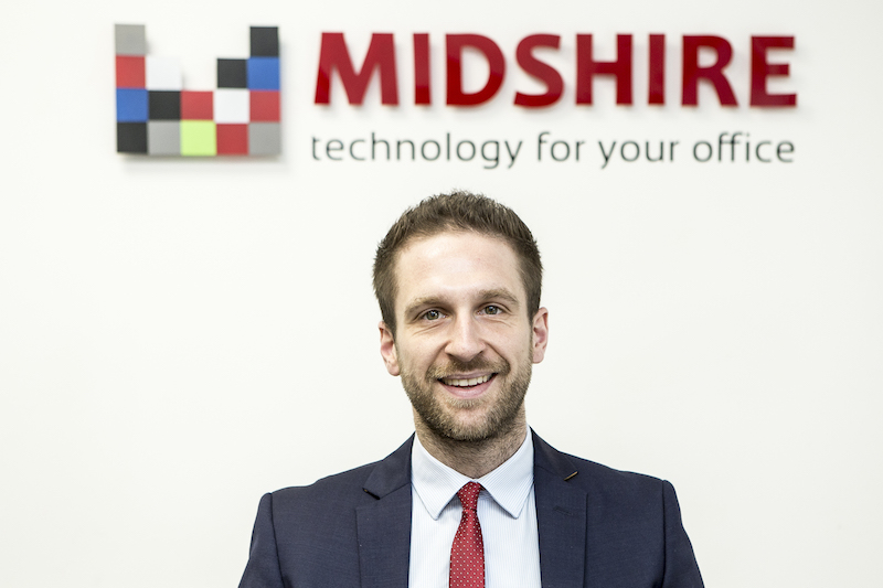 Midshire's Nick Rose Shortlisted Made in Manchester Awards 2017