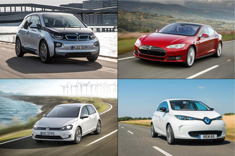 Best electric cars of 2016