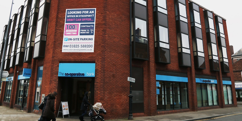Co-operative Bank Stockport renews lease with Orbit