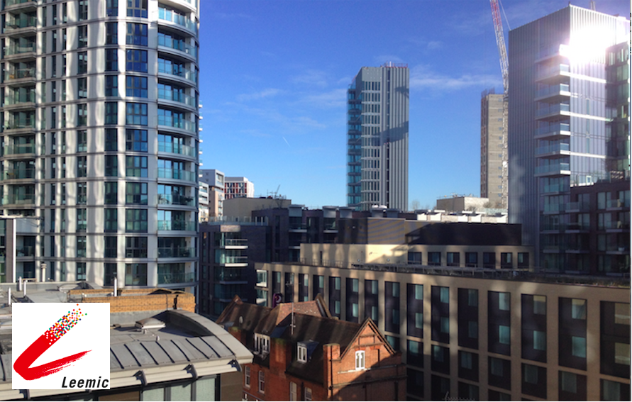 Stockport's Leemic opens new London office