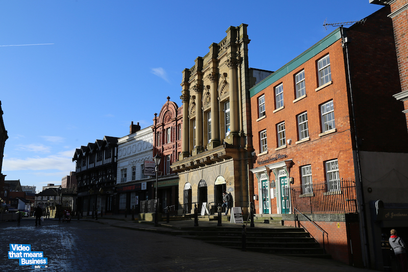 Stockport property grant to help businesses