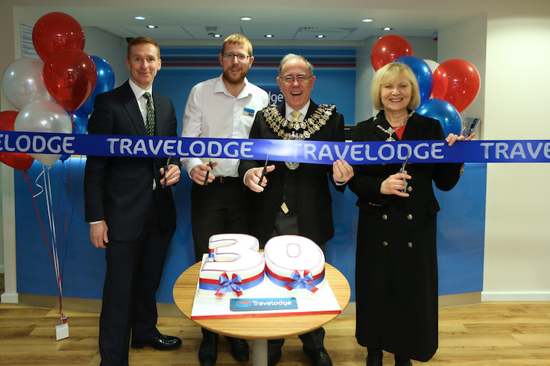 Stockport Travelodge opens in the town centre