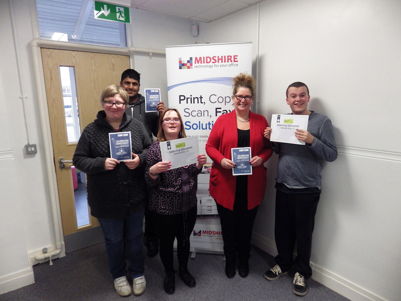 Midshire supporting young people in Stockport