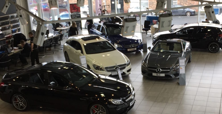 Stockport set to become mercedes benz regional hub for Mercedes benz sales jobs