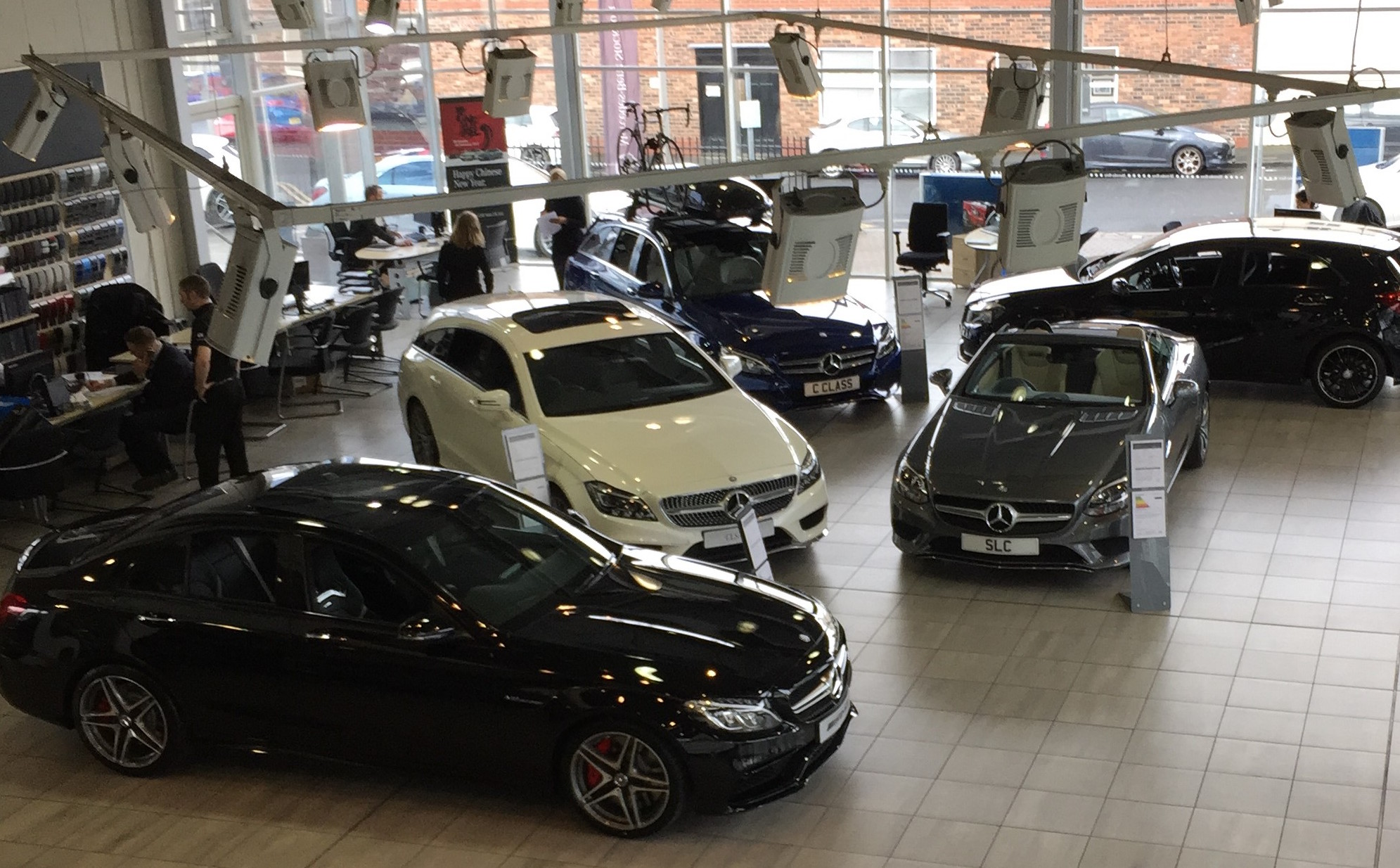 Stockport set to become mercedes benz regional hub for Mercedes benz dealers manchester