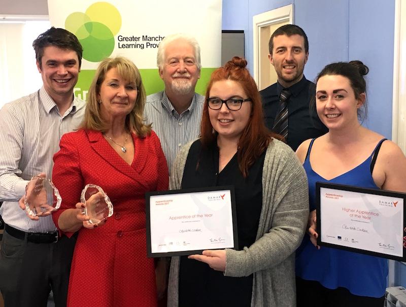 Damar announce Annual Apprenticeship Award winners