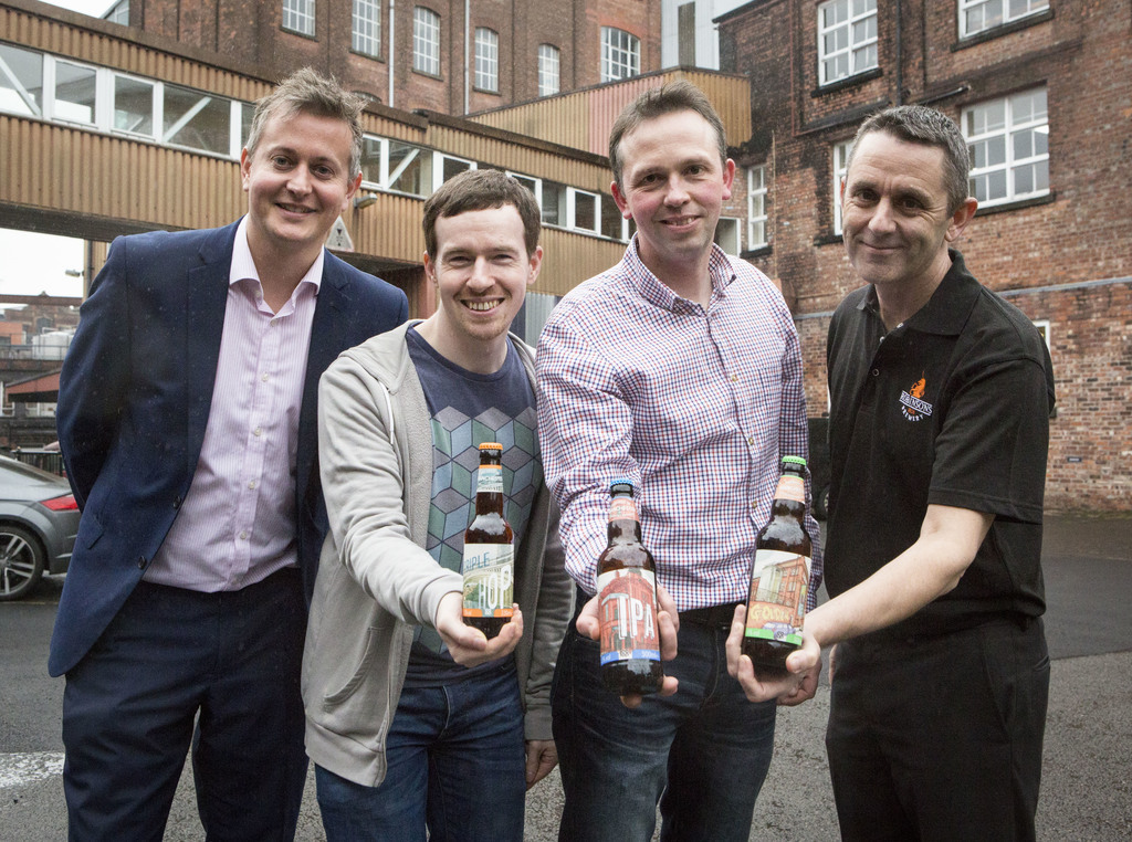 The Co-op and Robinsons launch new range of craft beers