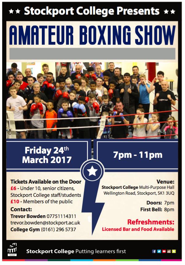 Amateur Boxing Show 101