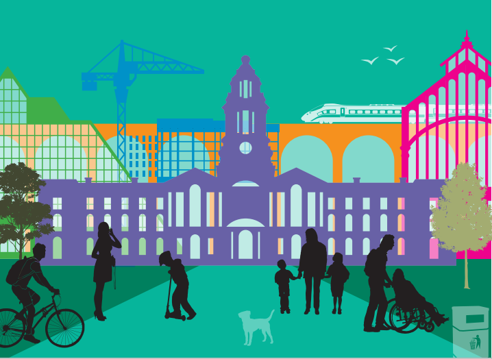 The Council Plan explains how the vision for Stockport as the Council prepares for the future,