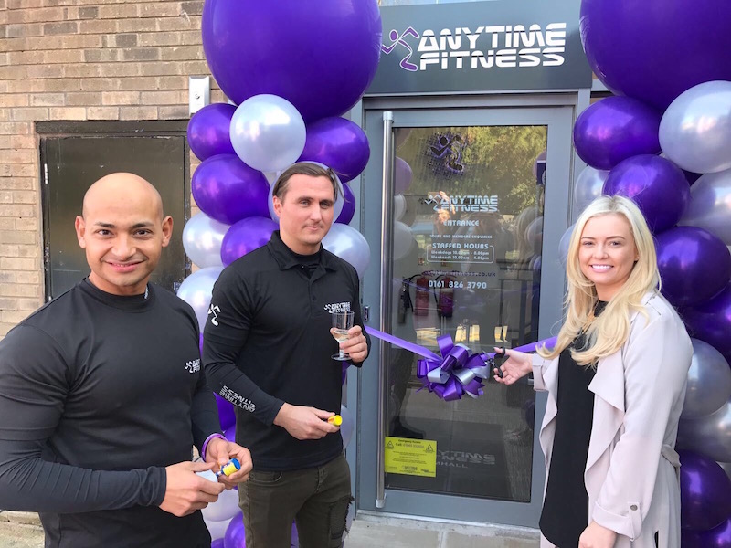 Anytime Fitness opens in Bramhall
