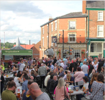 Stockport's Foodie Friday kicks off Bank Holiday events
