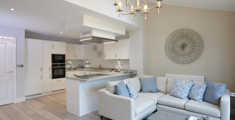 Jones Homes new Chester home at Handforth Dean