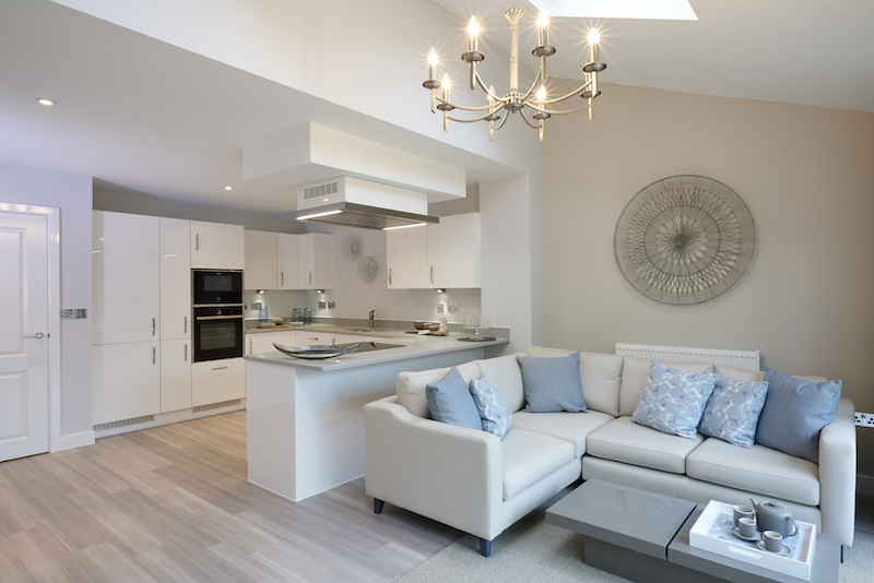 Jones Homes opens new showhome at Handforth