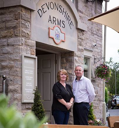 The Devonshire Arms in Mellor re-opens after £500,000 renovation