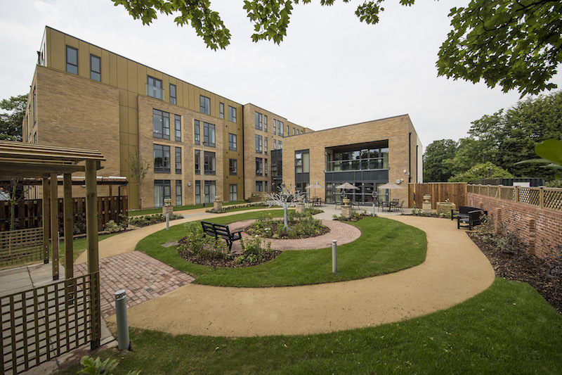 £8.5m RBS loan opens door to new care village