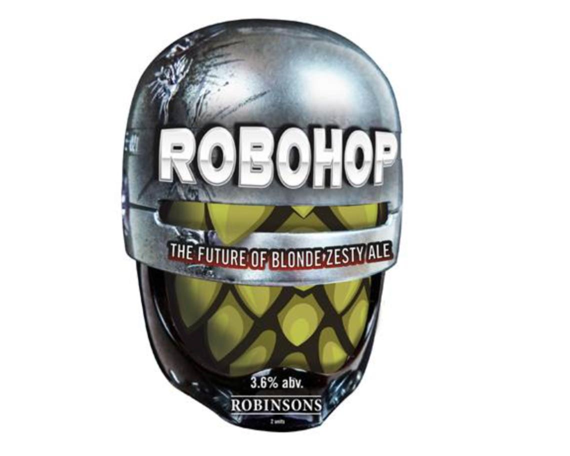 Robohop marches into pubs