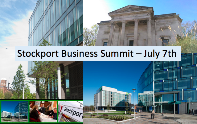 Stockport Business Summit open for business