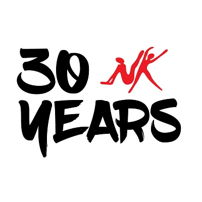 NK celebrate 30 years with new logo