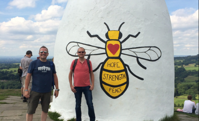 Grassroots team prepare for the gruelling Yorkshire Three Peaks Challenge