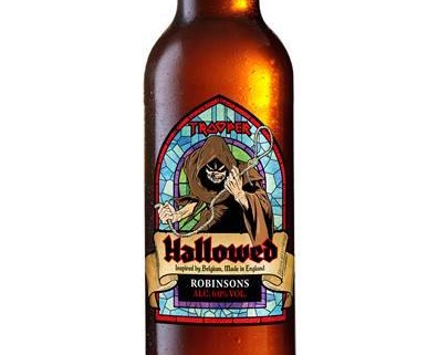 'Hallowed' beer to be released by Robinsons and Iron Maiden