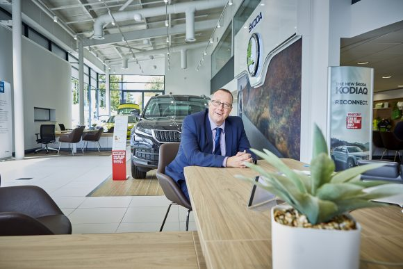 Lookers invests £1m in Stockport Skoda dealership
